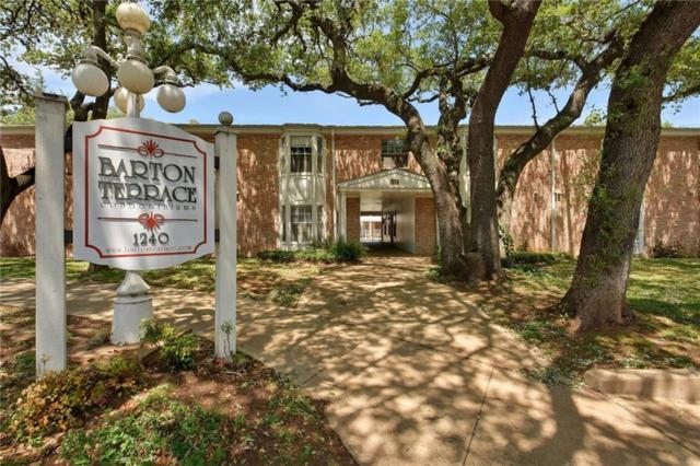 1240 Barton Hills Dr #111, Austin, TX 78704 (#7456038) :: Watters International