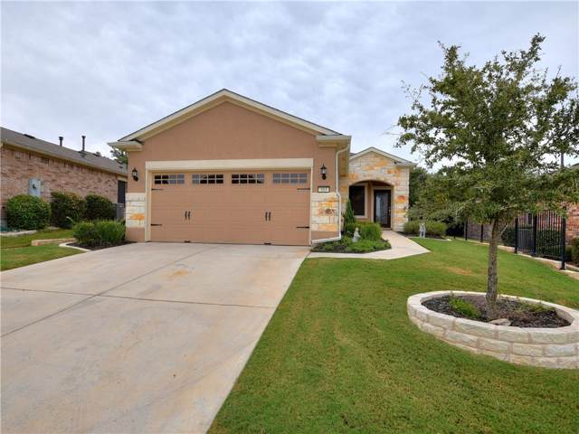303 Kickapoo Creek Ln, Georgetown, TX 78633 (#7458455) :: The Perry Henderson Group at Berkshire Hathaway Texas Realty
