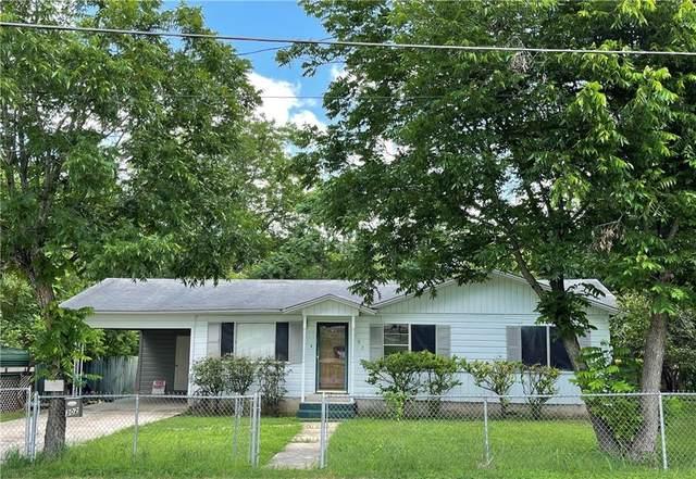 302 Comal St, San Marcos, TX 78666 (MLS #7466451) :: Brautigan Realty