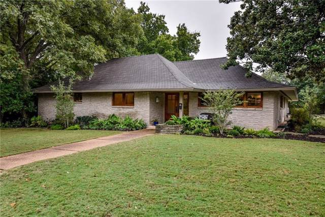 3207 Perry Ln, Austin, TX 78731 (#7467330) :: The Perry Henderson Group at Berkshire Hathaway Texas Realty