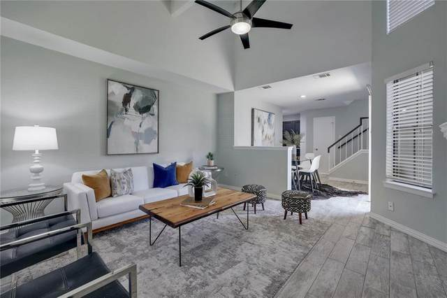 1015 Markham Ln A, Austin, TX 78753 (#7469381) :: Papasan Real Estate Team @ Keller Williams Realty