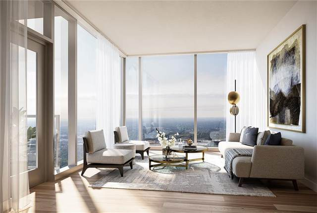 44 East Ave #1607, Austin, TX 78701 (#7469570) :: Green City Realty