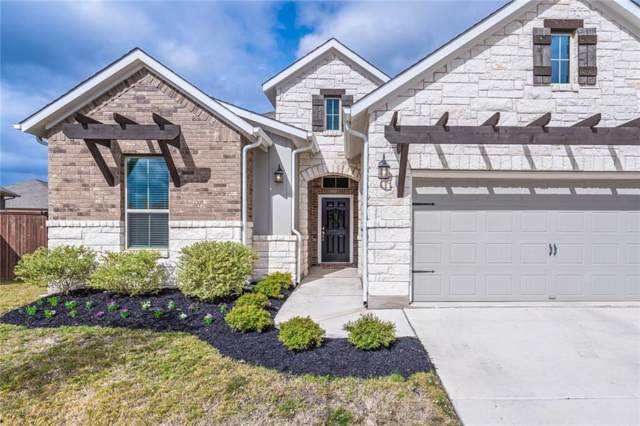 121 Fattoria Cv, Liberty Hill, TX 78642 (#7469671) :: Papasan Real Estate Team @ Keller Williams Realty