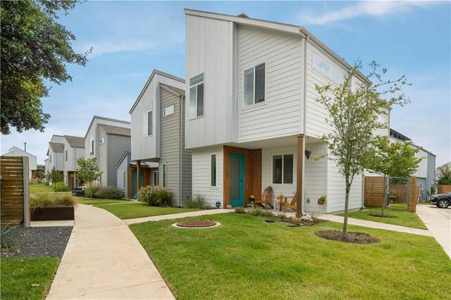 801 North Bluff Dr #48, Austin, TX 78745 (#7470013) :: Front Real Estate Co.