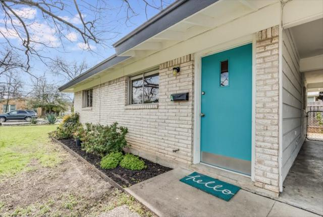 1206 Brentwood St A, Austin, TX 78757 (#7470709) :: Lancashire Group at Keller Williams Realty