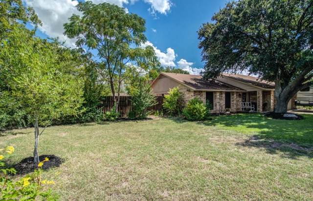 1807 Egger Ave, Round Rock, TX 78664 (#7472135) :: The Perry Henderson Group at Berkshire Hathaway Texas Realty
