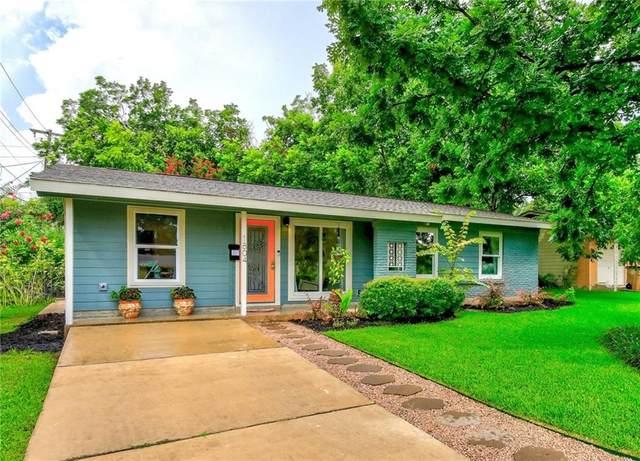 1804 Barbara St, Austin, TX 78757 (#7474075) :: Papasan Real Estate Team @ Keller Williams Realty