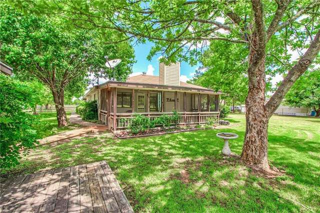 109 Sunset Ln, Smithville, TX 78957 (#7475386) :: The Heyl Group at Keller Williams