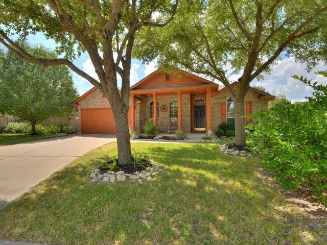 3213 Canyon Ledge Cv, Round Rock, TX 78681 (#7475710) :: The Heyl Group at Keller Williams