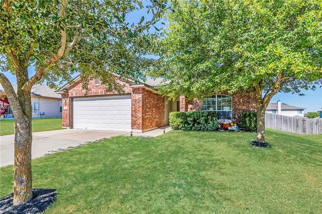 110 Jasmine Way, Hutto, TX 78634 (#7478648) :: The Perry Henderson Group at Berkshire Hathaway Texas Realty