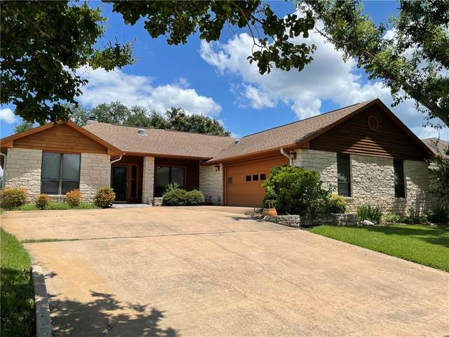 109 Turkey Run, Meadowlakes, TX 78654 (#7479564) :: Zina & Co. Real Estate