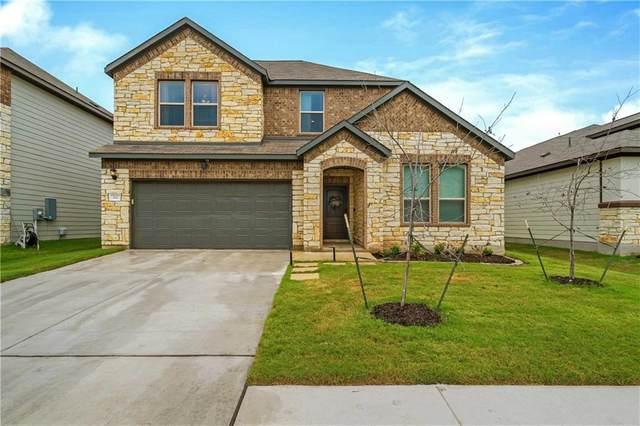 112 Magna Ln, Liberty Hill, TX 78642 (#7482348) :: Zina & Co. Real Estate