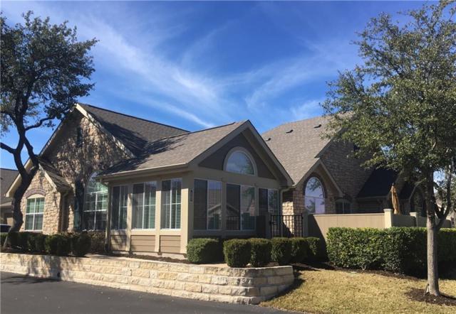 30 Wildwood Dr #101, Georgetown, TX 78633 (#7484346) :: Ana Luxury Homes