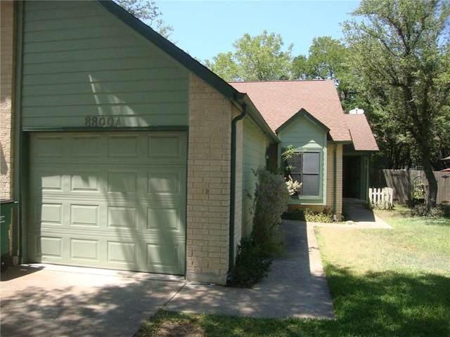 8800 Cainwood Ln A, Austin, TX 78729 (MLS #7484621) :: Vista Real Estate