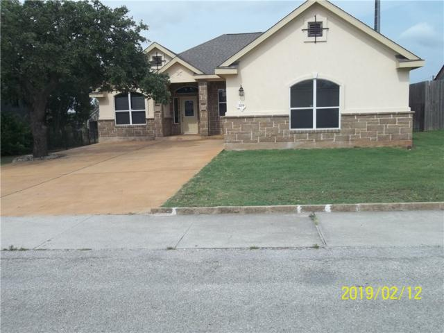 309 College Ave, Florence, TX 76527 (#7484893) :: Papasan Real Estate Team @ Keller Williams Realty