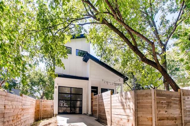 2004 E 10th St #2, Austin, TX 78702 (#7485104) :: The Heyl Group at Keller Williams