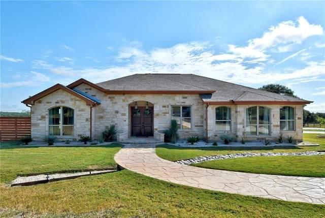 190 Mesa Sierra Ln, Driftwood, TX 78619 (#7488368) :: Papasan Real Estate Team @ Keller Williams Realty