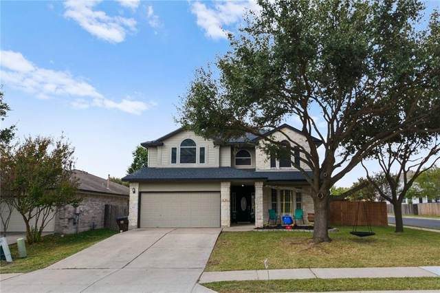 1414 Mickey Mantle Pl, Round Rock, TX 78665 (#7488895) :: First Texas Brokerage Company