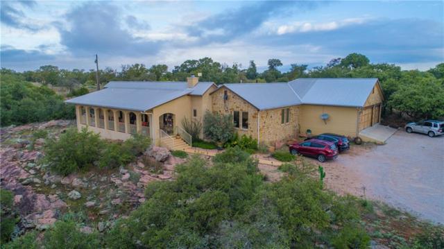 601 Rocky Hollow Dr, Burnet, TX 78611 (#7489520) :: Papasan Real Estate Team @ Keller Williams Realty