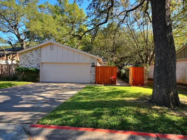 7805 Ridgeline N, Austin, TX 78731 (#7492724) :: R3 Marketing Group