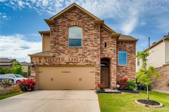 3451 Mayfield Ranch Blvd #263, Round Rock, TX 78681 (#7493519) :: Sunburst Realty