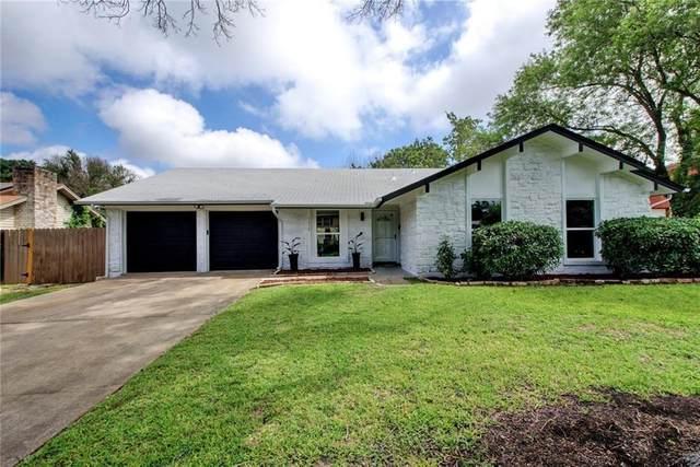 7313 Geneva Dr, Austin, TX 78723 (#7494592) :: Papasan Real Estate Team @ Keller Williams Realty