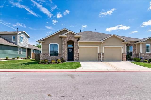1412 Anhalt Dr 48B, Pflugerville, TX 78660 (#7495754) :: Papasan Real Estate Team @ Keller Williams Realty