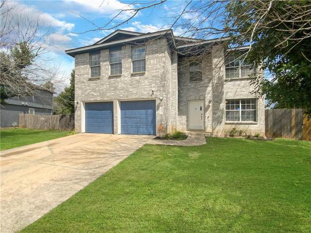 108 Grant Cv, Hutto, TX 78634 (#7497030) :: The Summers Group