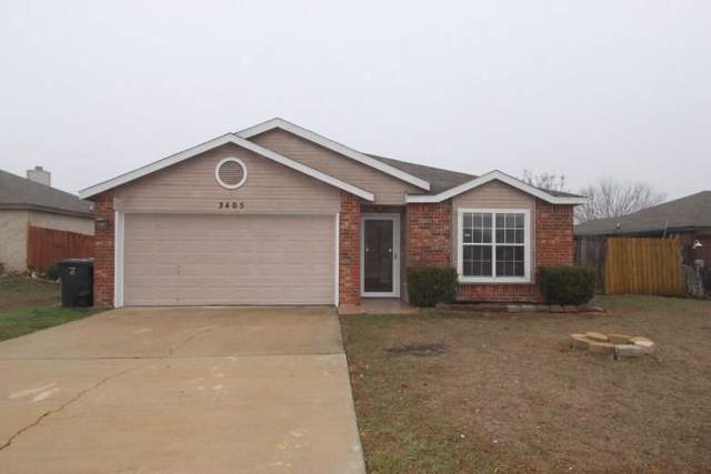 3405 Driftwood Dr, Killeen, TX 76549 (#7498543) :: The Perry Henderson Group at Berkshire Hathaway Texas Realty