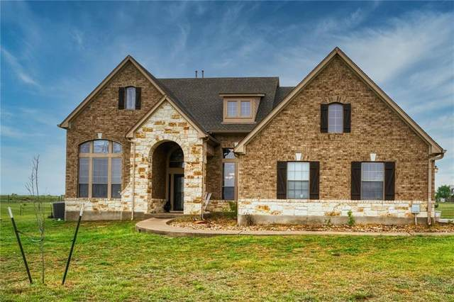 1103 County Road 149 Rd, Georgetown, TX 78626 (#7499827) :: Sunburst Realty