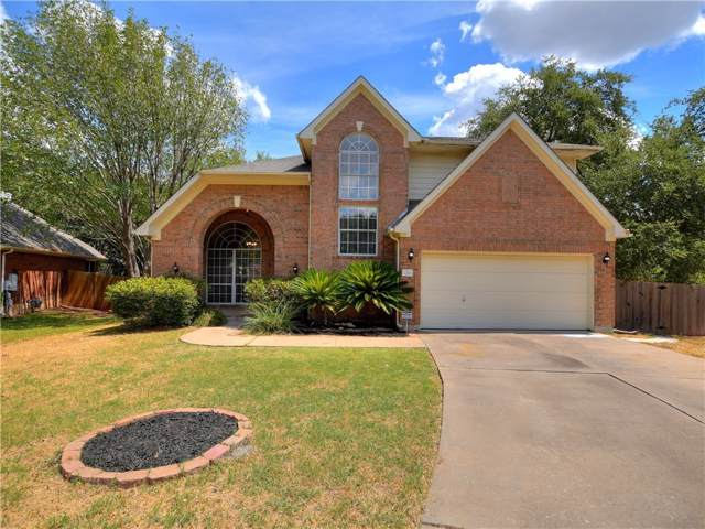 1205 Chinquapin Ct, Round Rock, TX 78681 (#7501016) :: Ben Kinney Real Estate Team
