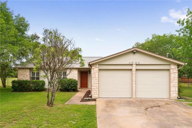 3403 Bliss Spillar Rd, Manchaca, TX 78652 (#7504325) :: Papasan Real Estate Team @ Keller Williams Realty