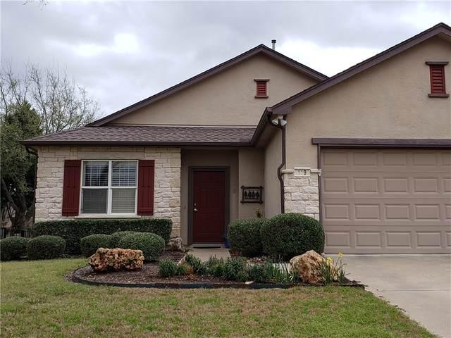 119 Crosby St NW, Georgetown, TX 78633 (#7504941) :: Ben Kinney Real Estate Team