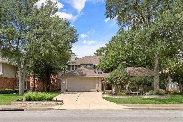 107 Cluck Creek Trl, Cedar Park, TX 78613 (#7504959) :: Green City Realty