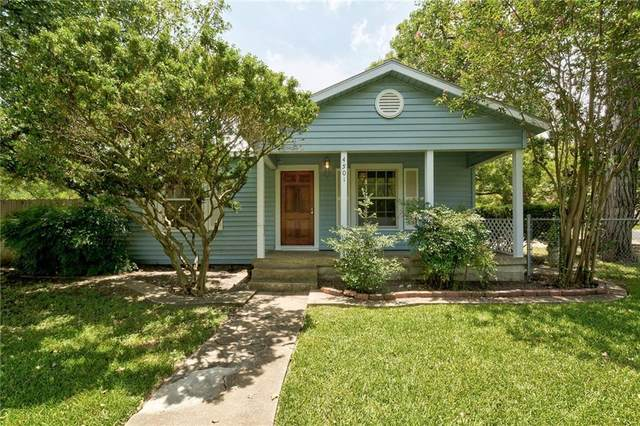4501 Russell Dr, Austin, TX 78745 (#7506581) :: Cord Shiflet Group