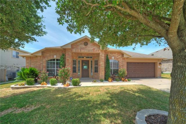 805 Portchester Castle Path, Pflugerville, TX 78660 (#7507758) :: Ben Kinney Real Estate Team