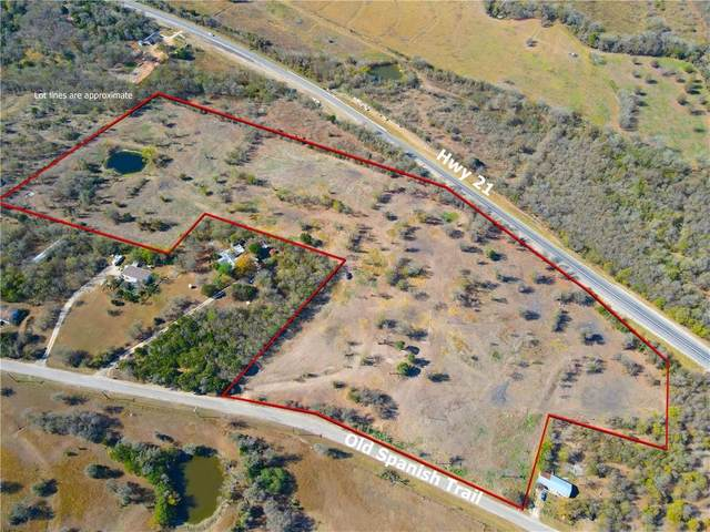 40 S Old Spanish Trl, Uhland, TX 78640 (#7508552) :: Lauren McCoy with David Brodsky Properties