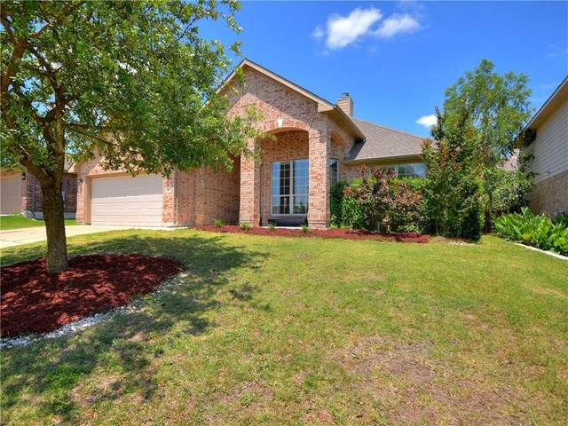 3617 Rams Horn Way, Round Rock, TX 78665 (#7508591) :: Papasan Real Estate Team @ Keller Williams Realty