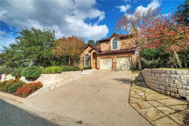1309 Olympus Dr, Austin, TX 78733 (#7508665) :: The Gregory Group
