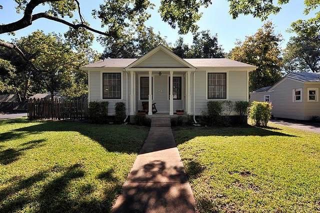 4015 Sinclair Ave, Austin, TX 78756 (#7509159) :: Papasan Real Estate Team @ Keller Williams Realty