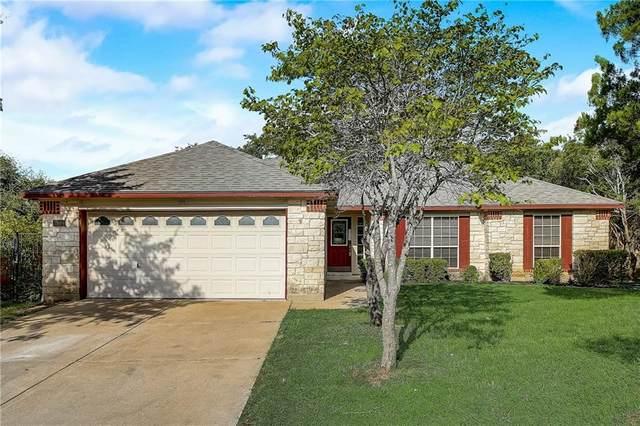 3904 Constitution Dr, Lago Vista, TX 78645 (#7510493) :: Papasan Real Estate Team @ Keller Williams Realty