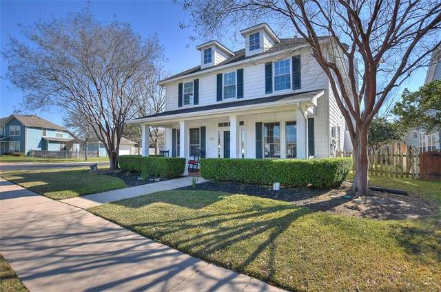 115 Summers Grn, Georgetown, TX 78633 (#7512327) :: 12 Points Group