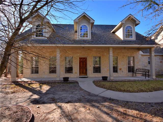 105 Ironwood, Elgin, TX 78621 (#7512608) :: The Perry Henderson Group at Berkshire Hathaway Texas Realty