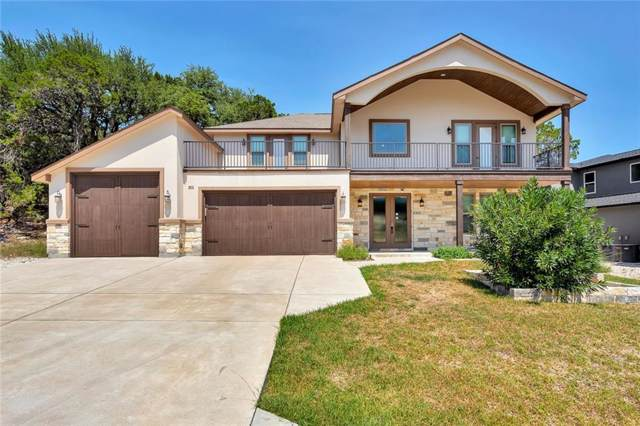 301 Valley Hill Dr, Point Venture, TX 78645 (#7516673) :: The Gregory Group