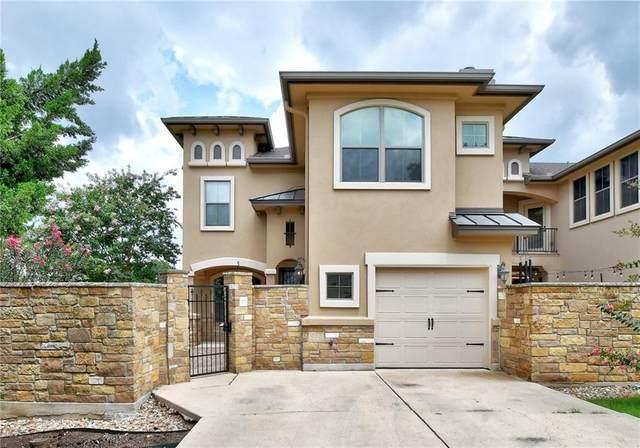 105 Via Toscana, Buda, TX 78610 (#7516782) :: Papasan Real Estate Team @ Keller Williams Realty