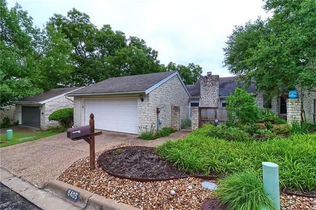 6405 Paintbrush Holw, Austin, TX 78750 (#7517572) :: Papasan Real Estate Team @ Keller Williams Realty