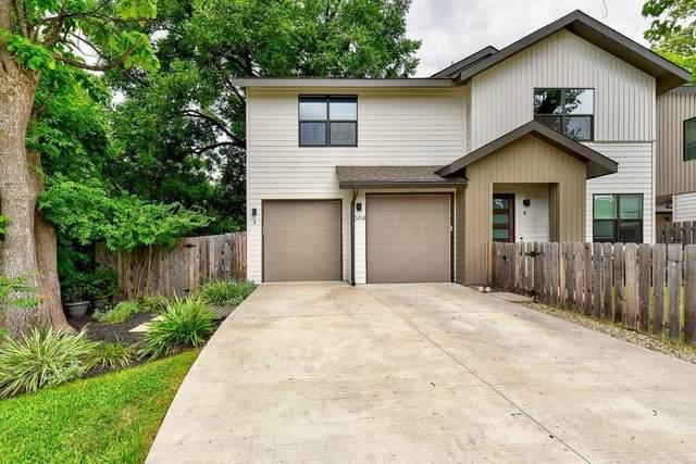 2414 E Martin Luther King Jr Blvd B, Austin, TX 78702 (#7518804) :: Umlauf Properties Group