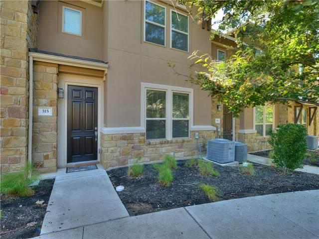 13800 Lyndhurst St #315, Austin, TX 78717 (#7518987) :: Tai Earthman | Keller Williams Realty
