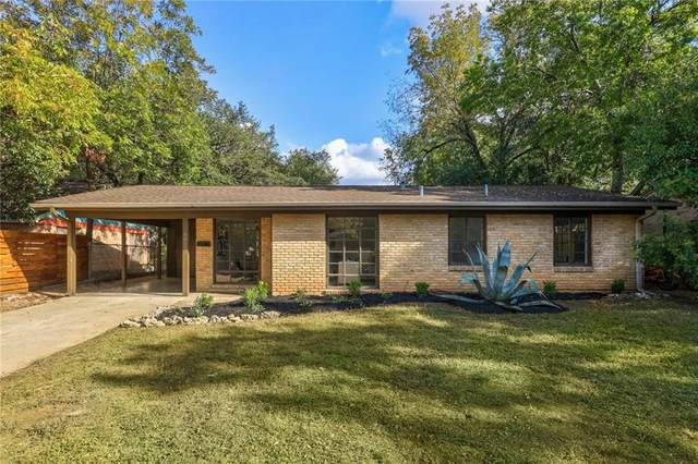 6813 Joyce St, Austin, TX 78757 (#7519219) :: The Perry Henderson Group at Berkshire Hathaway Texas Realty
