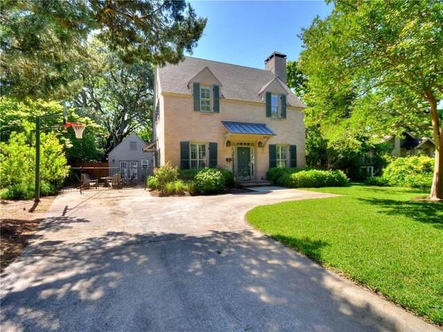 1703 Robinhood Trl, Austin, TX 78703 (#7519563) :: The Perry Henderson Group at Berkshire Hathaway Texas Realty